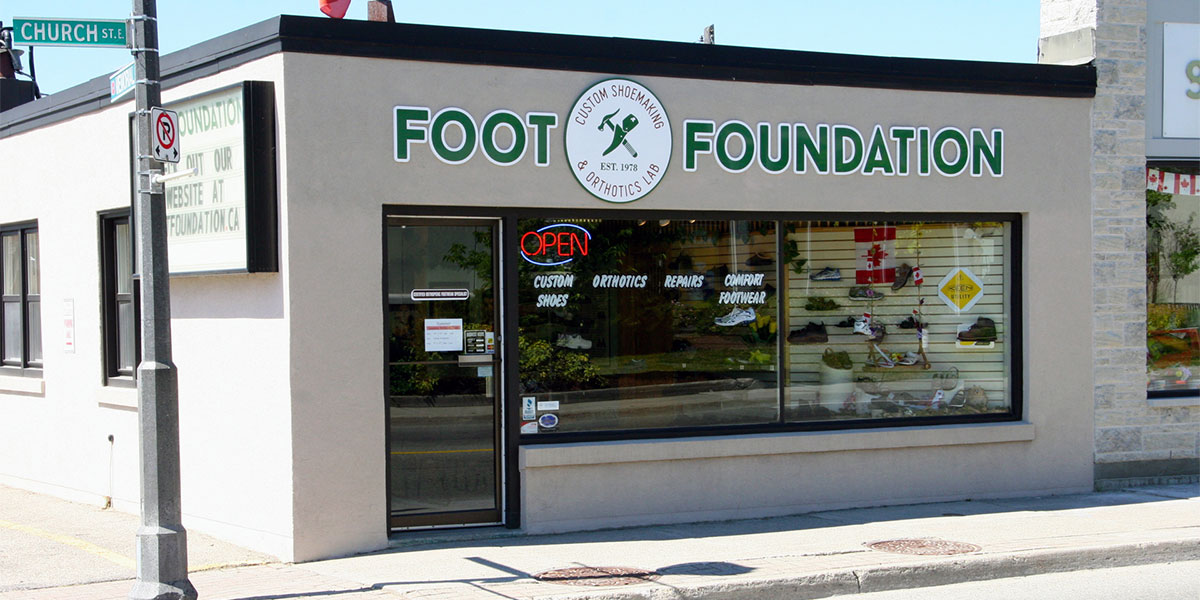 Contact Us at Foot Foundation