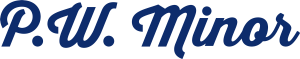 P.W. Minor Logo